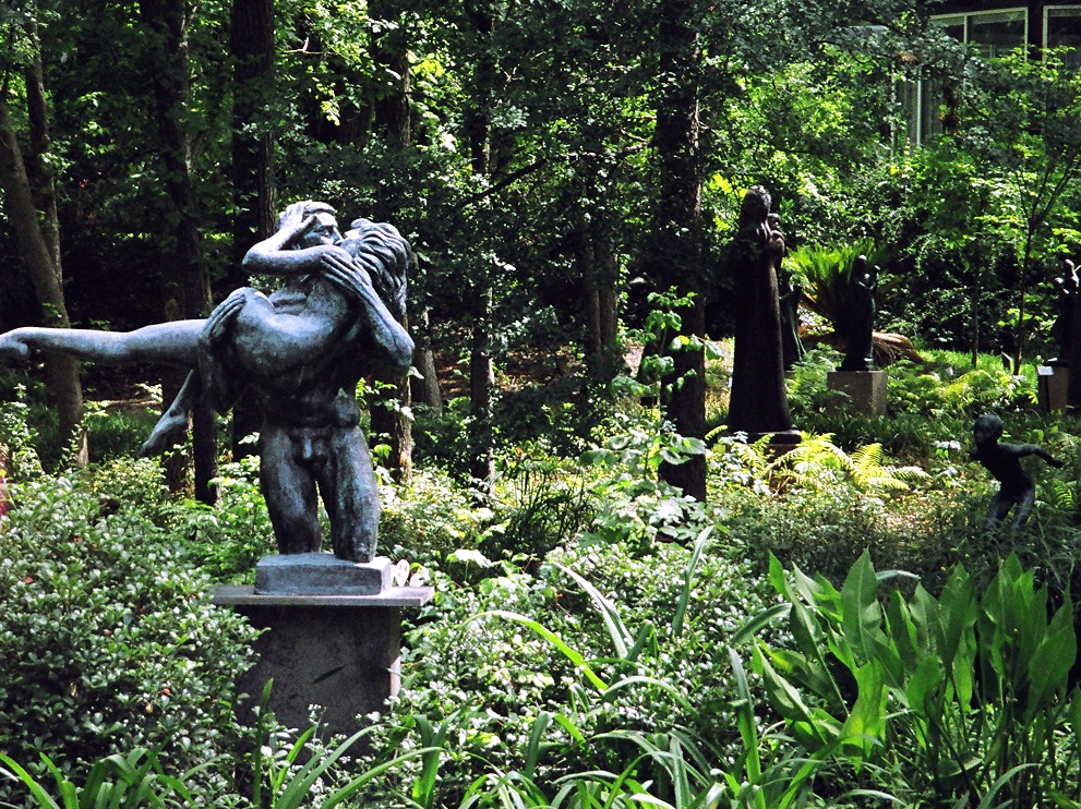 Umlauf Sculpture Garden and Museum, Austin