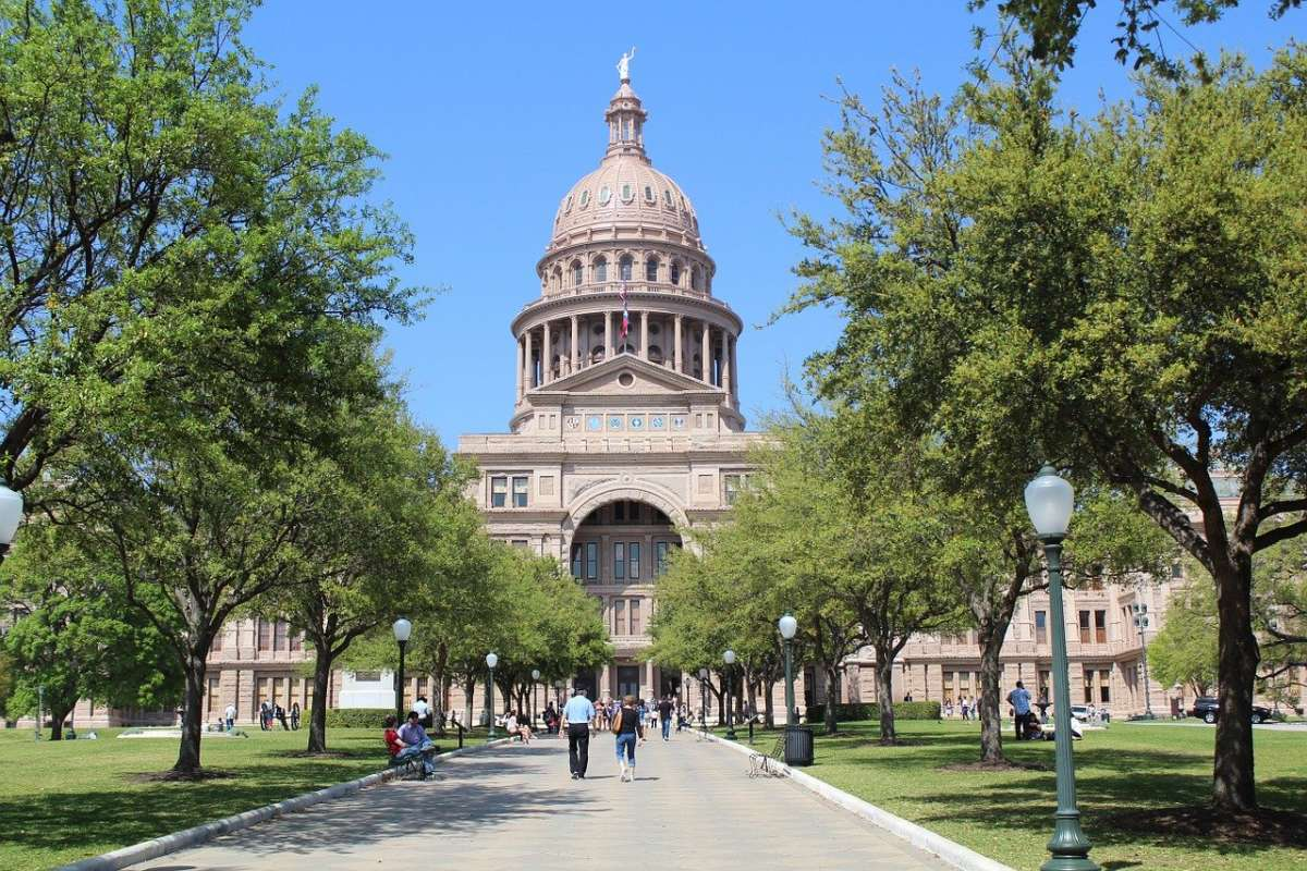 Visit the Texas State Capital, Austin