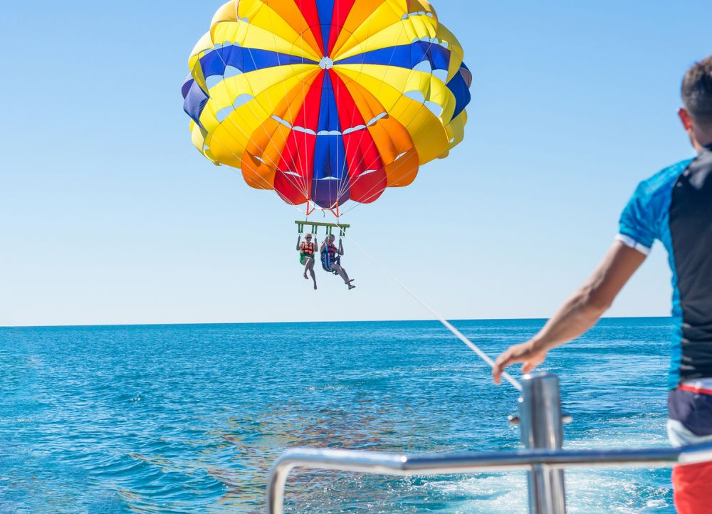 Southern Rose Parasailing & Dolphin Cruises, Orange Beach